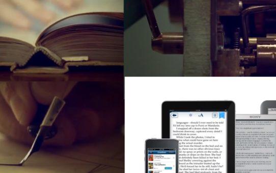 Пространство книги